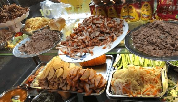 Hình ảnh quán bánh mì Hoa Hồng