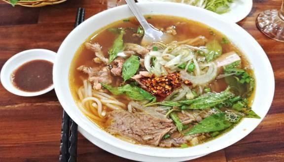 Bún Bò Cô Dung - Chợ Đa Kao
