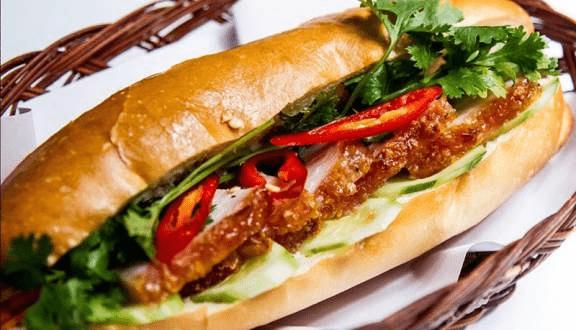 Bánh mì Hà Nội - Tôn Đản