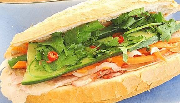 Bánh mì Cá Mập