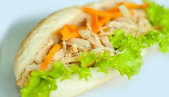 Hình ảnh bánh mì Hà Nội