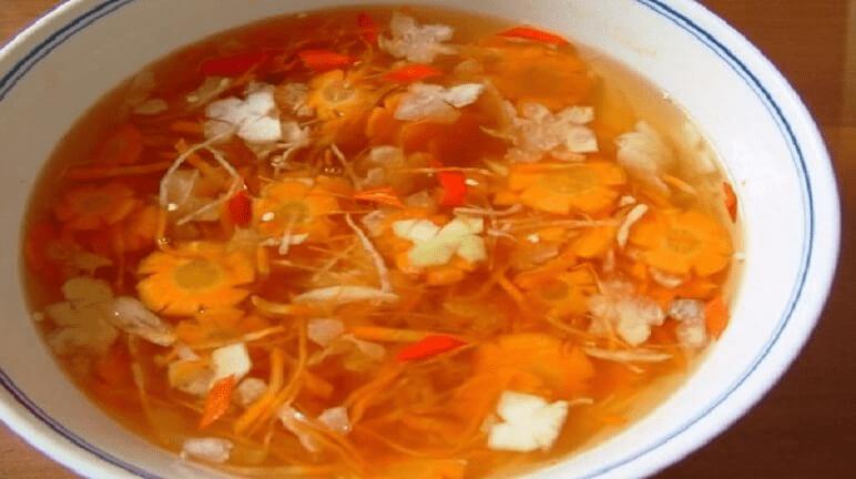 Nước chấm bún thịt nướng ngon tại nhà