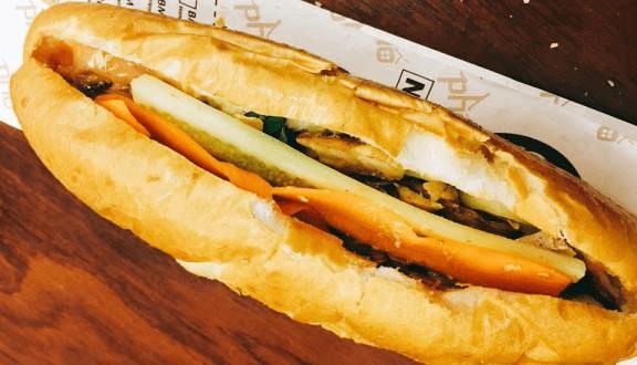 Hình ảnh bánh mì Khánh Mập