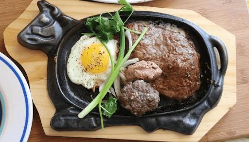 Tiệm bánh và bò né Tabu