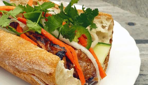 Hình ảnh quán bánh mì cheap - Lạc Long Quân