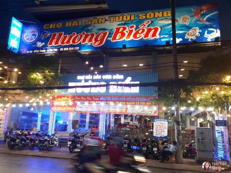 Quán Hương Biển