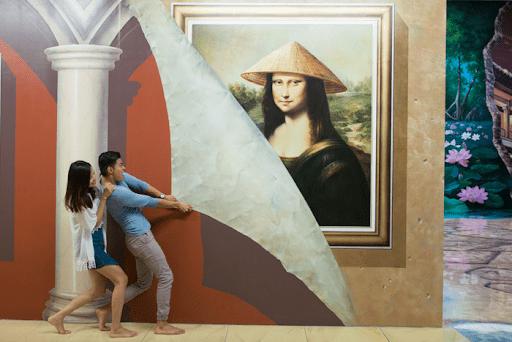 Các bức họa kiệt tác của những nhà họa sĩ nổi tiếng
