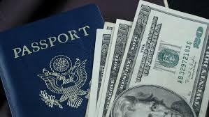 Chuẩn bị giấy tờ và tiền bạc