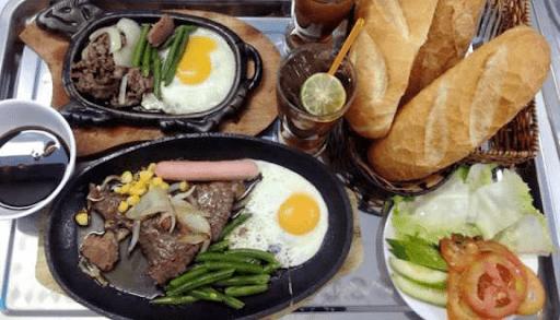 Hình ảnh quán bánh mì Hạnh - Hamburger & Bò né