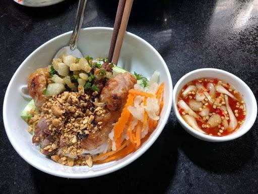Quán bún thịt nướng Cô Ba Sài Gòn