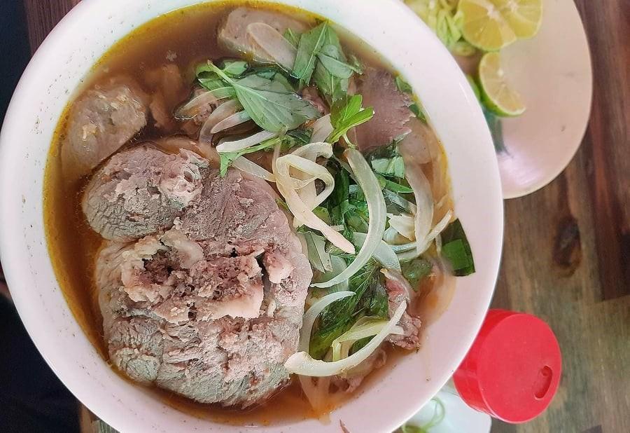 Bún bò Huế Hân Thị