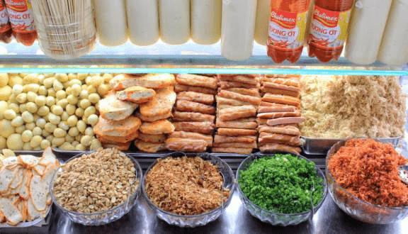Hình ảnh quán Bánh mì Ớt Đỏ