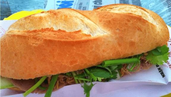 Hình ảnh quán Bánh mì Tuấn Mập