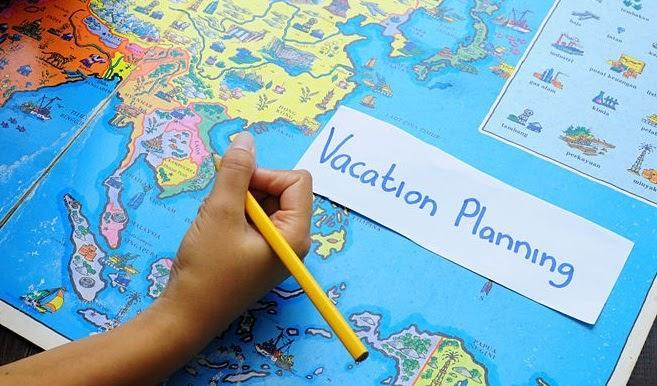Bản kế hoạch chi tiết khi đi du lịch