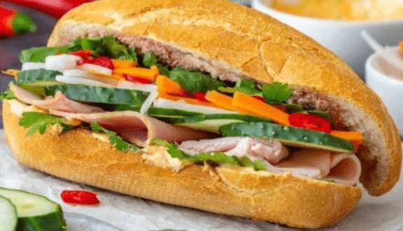 Hình ảnh quán Bánh mì Hà Nội - 163 Đồng Đen