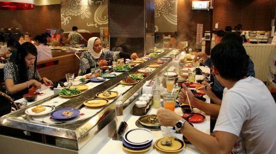 Shabushi buffet