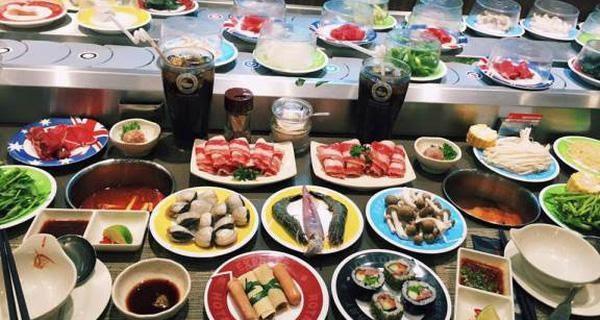 Nabe King – Buffet Sushi & Lẩu Băng Chuyền