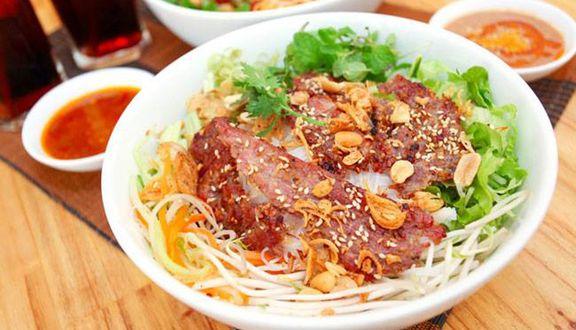 Quán bún thịt nướng Phước Sơn