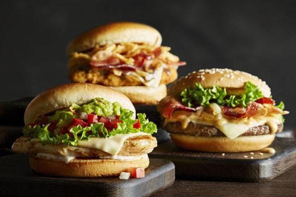 Hamburger khổng lồ