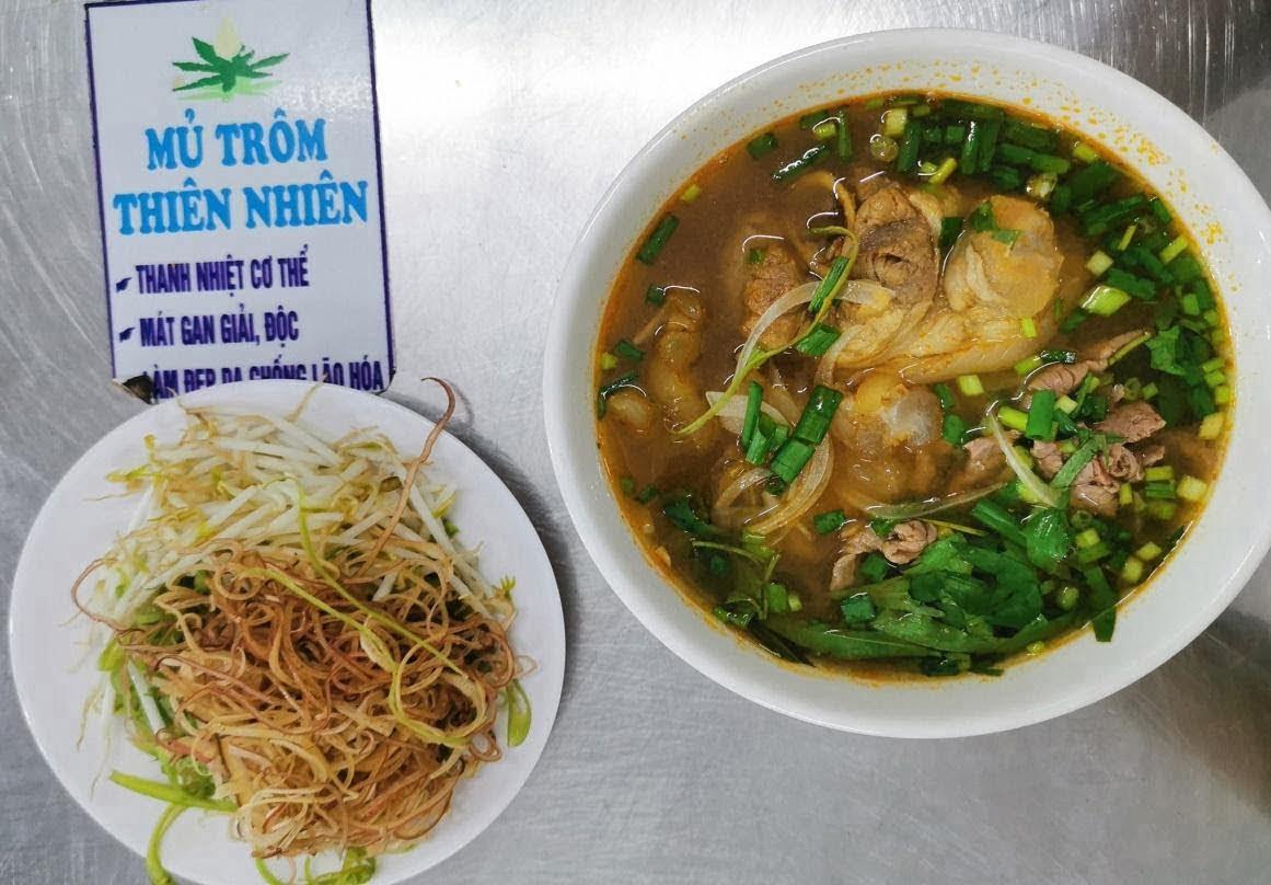Bún bò Tài Phát