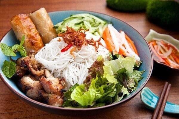 Quán bún thịt nướng Tùng Minh