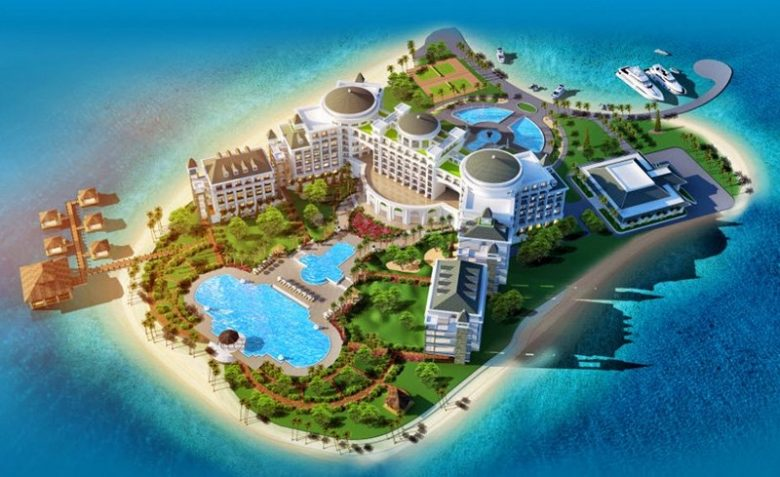 Khu nghỉ dưỡng Vinpearl Hạ Long Bay
