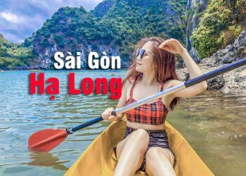du lịch Sài Gòn Hạ Long
