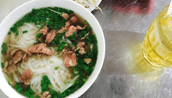 Quán Phở Nguyễn Quận 12