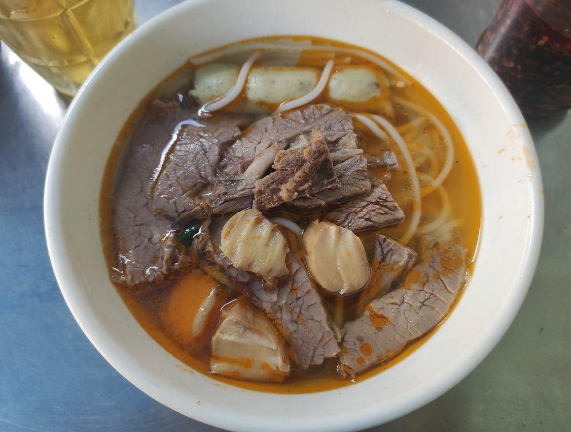 Bún bò Huế Minh Anh