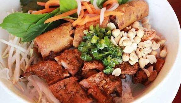 Quán bún thịt nướng Bếp Kiểu - Lê Văn Việt
