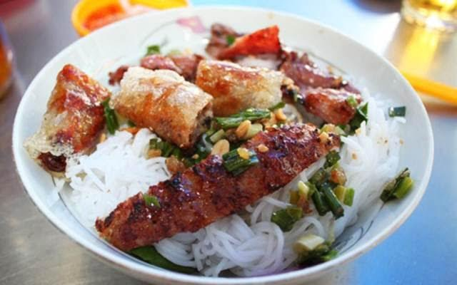 Quán bún thịt nướng Đại Đồng Delivery