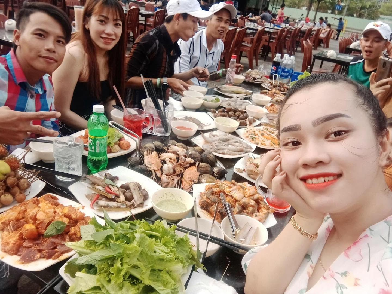 Buffet Khói BBQ quận 7