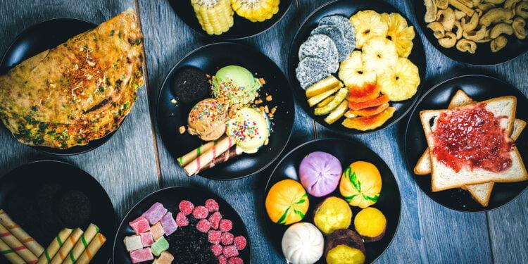 L'angfarm Buffet - top 10 món ăn ngon quận 5