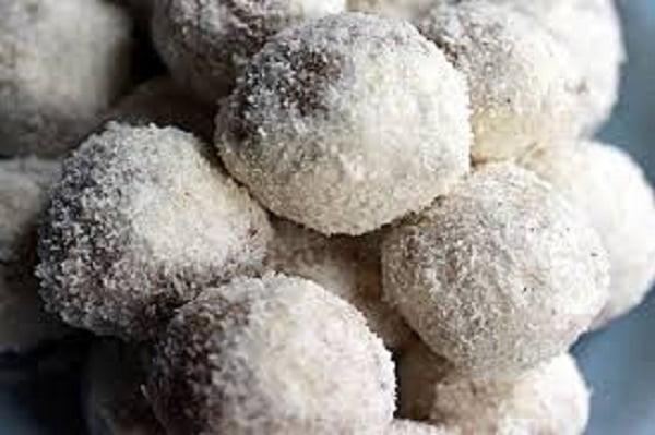 Bánh khẩu thụy - Món ăn ngon Bắc Kạn