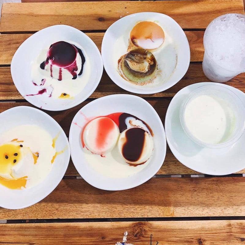Bánh Flan Ngọc Nga - Top 4 món ăn ngon quận 4
