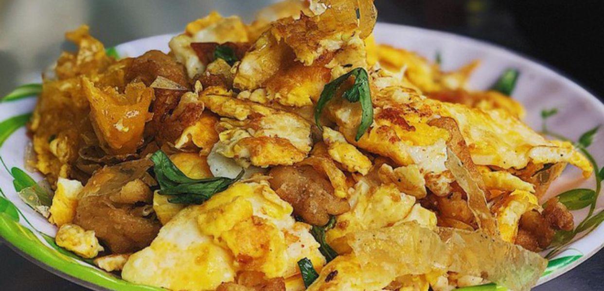 Bánh tráng chiên Hưng Phú