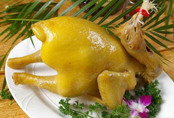 Gà đồi Yên Thế - Món ăn ngon tại Bắc Giang