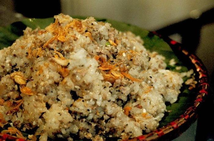 Xôi trứng kiến - Món ăn ngon tại Bắc Giang