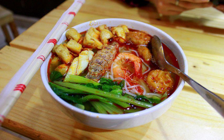 Bún Thái Duy Mạnh -  10 món ăn ngon quận 9