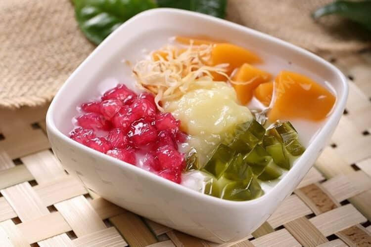 Chè Hà Ký - top 10 món ăn ngon quận 5