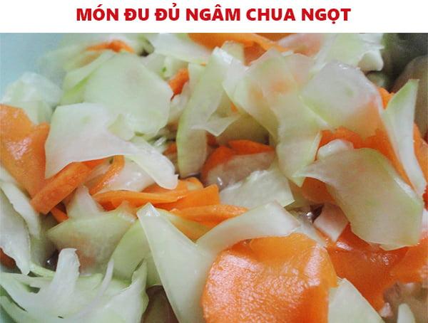 Cách làm đồ chua