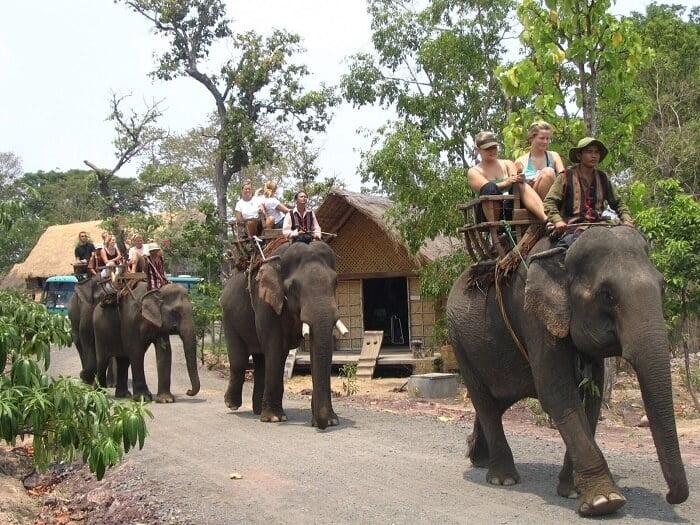 Top 5 địa điểm Check in Đắk Lắk - Buôn Đôn