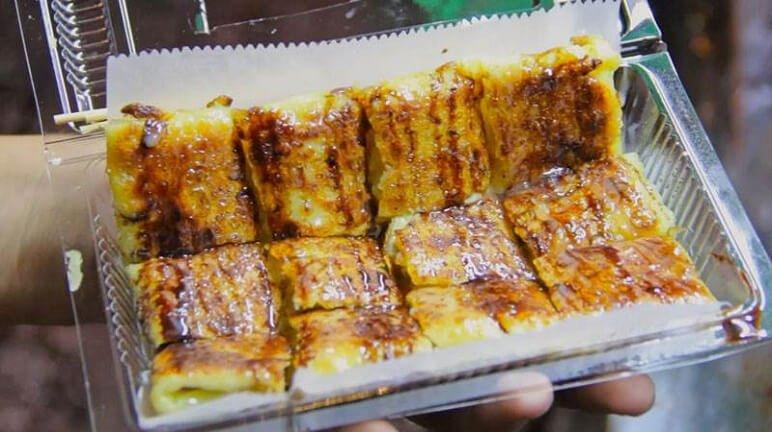 Bánh chuối Thái Lan