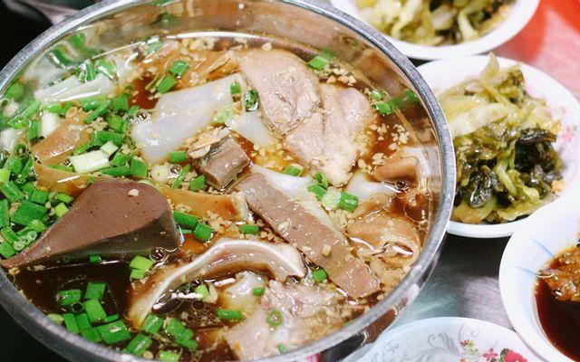 Hủ tiếu Hồ - Top 10 món ăn ngon quận 6