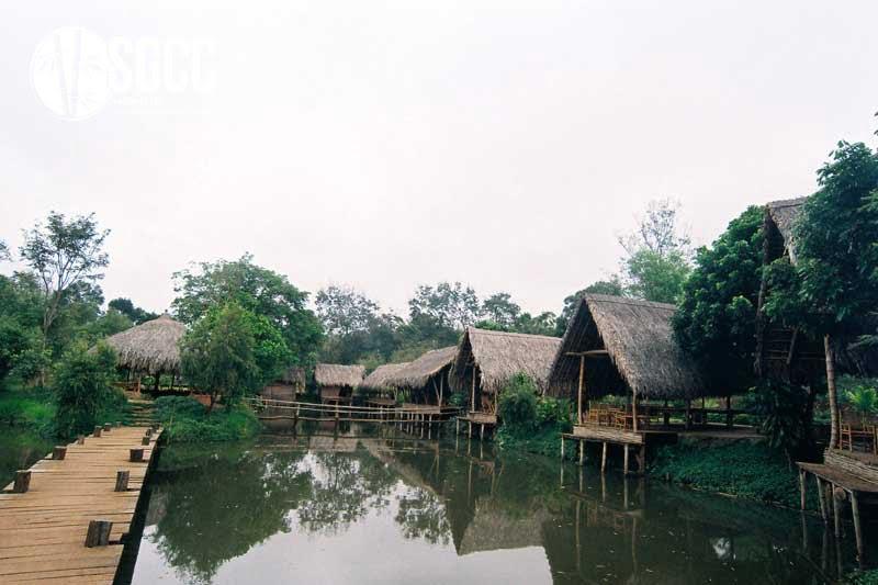 Top 5 địa điểm Check in Đắk Lắk - Khu du lịch đồi Tâm Linh