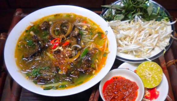 Miến lươn xứ Nghệ - 10 món ăn ngon quận 2