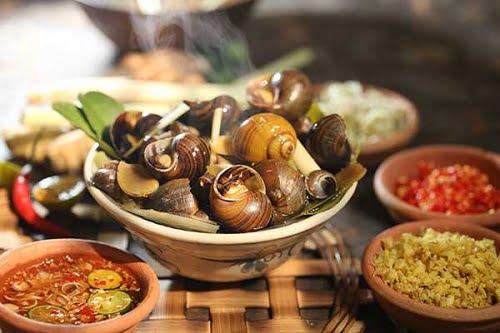 Quán ốc Liên - top 10 món ăn ngon quận 7