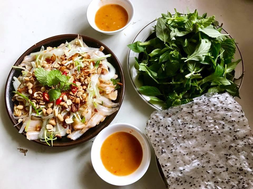 Gỏi Cá Mai Vũng Tàu- Món ăn ngon tại Vũng Tàu