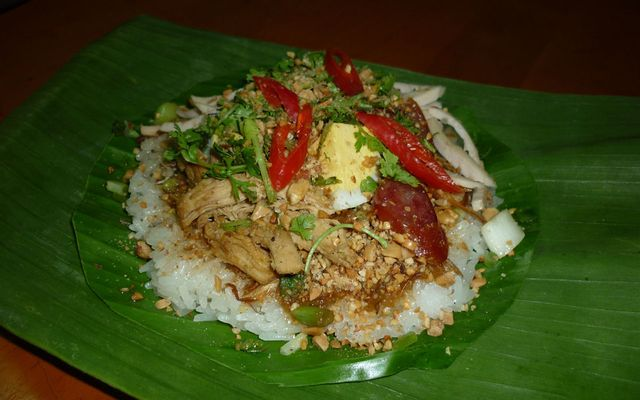 Xôi Bình Tiên - Top 10 món ăn ngon quận 6