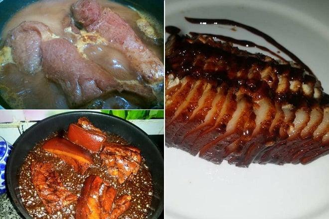 Cách làm thịt xá xíu của người Hoa thơm ngon